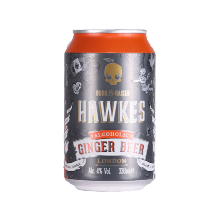 Hawkes Ginger Beer