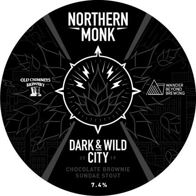 Northern Monk Dark & Wild City 2019