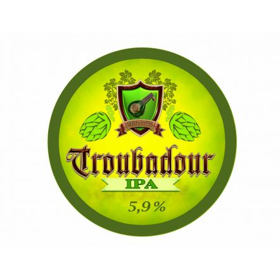 The Musketeers Troubadour IPA