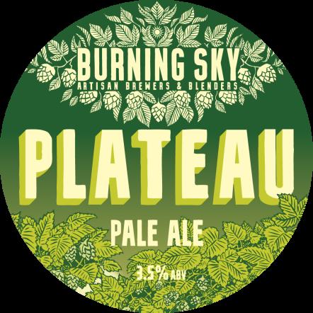 Burning Sky Plateau