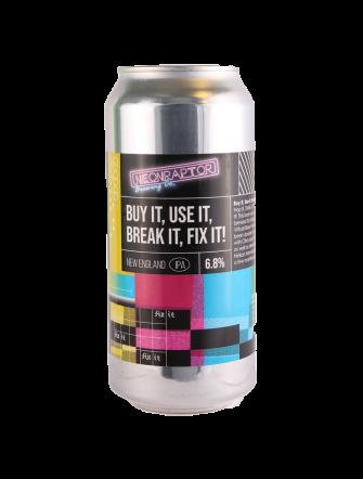 Buy It Use It Break It Fix It