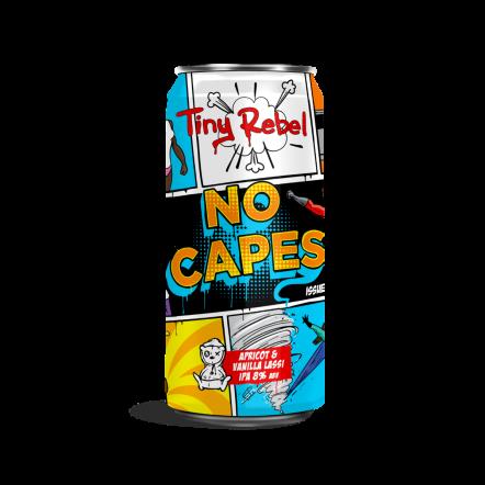 Tiny Rebel No Capes