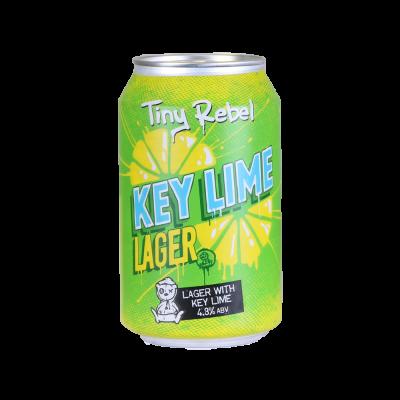 Tiny Rebel Key Lime Lager